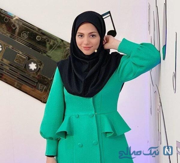 مجری ایرانی