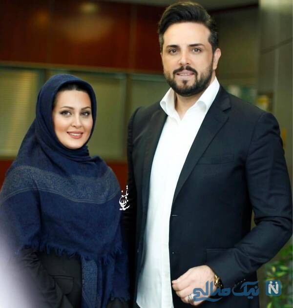 تصاویر جالب از مجریان تلویزیون و همسرانشان