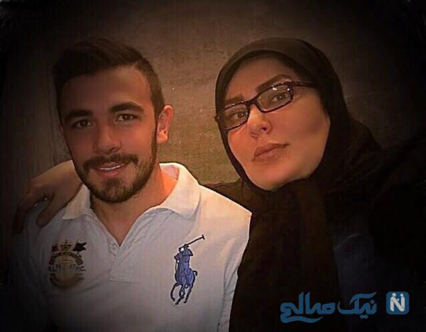پسر و همسر امیر قلعه نویی