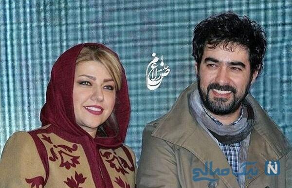 شهاب حسینی و پریچهر قنبری