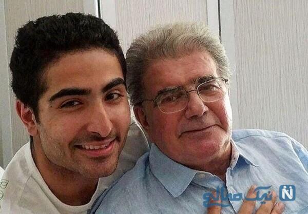 رایان پسر استاد آواز ایران