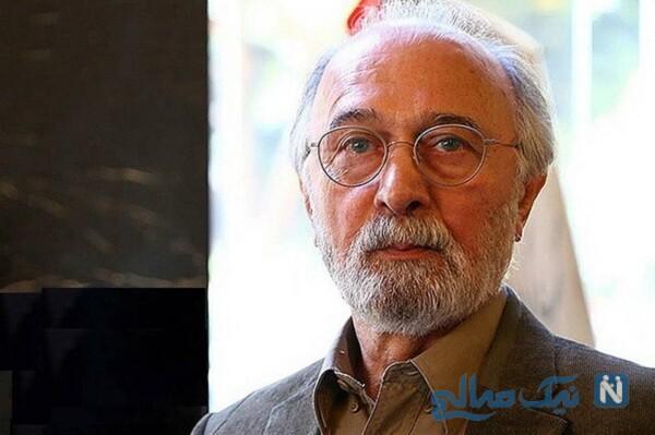 مراسم تشییع پیکر زنده یاد پرویز پورحسینی با حضور هنرمندان