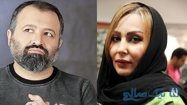 پرستو صالحی و علی صالحی