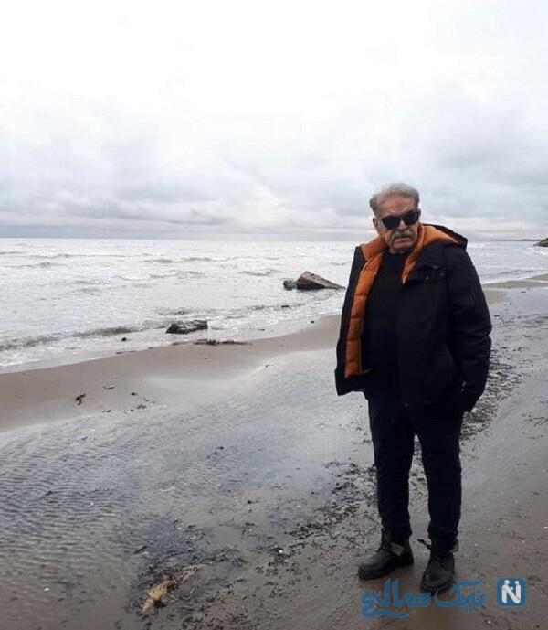 حمید لولایی لب دریا