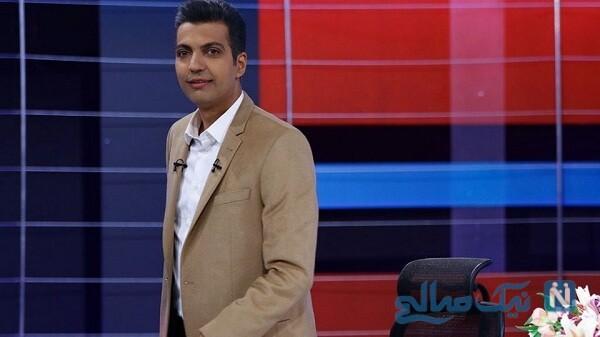 فردوسی پور مجری و گزارشگر معروف