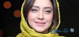 بهاره کیان افشار به همراه دوستان بازیگرش در پاساژ لاکچری