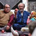 پشت صحنه سریال نون خ ۳ سعید آقاخانی , کاظم نوربخش و دخترش