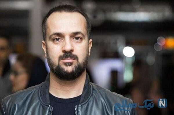تبریک خاص احمد مهرانفر بازیگر پایتخت برای تولد ۳۰ سالگی همسرش