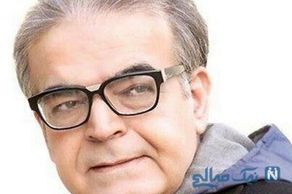جشن تولد ۶۵ سالگی حمید لولایی بازیگر سریال های طنز