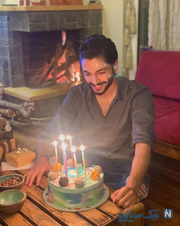 جشن تولد کیسان دیباج
