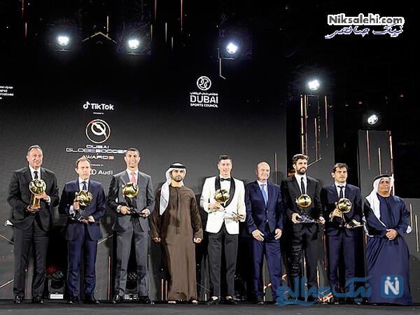 مراسم اهدای جوایز