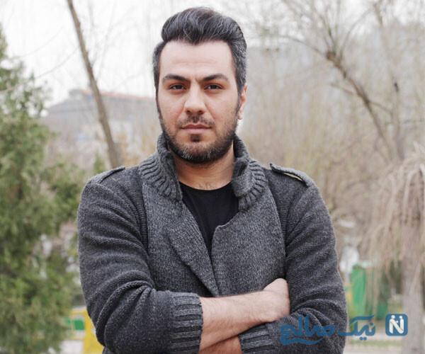 گرشا رضایی خواننده مشهور ایرانی
