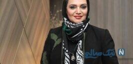 شباهت عجیب الهام پاوه نژاد بازیگر معروف به خواهرش