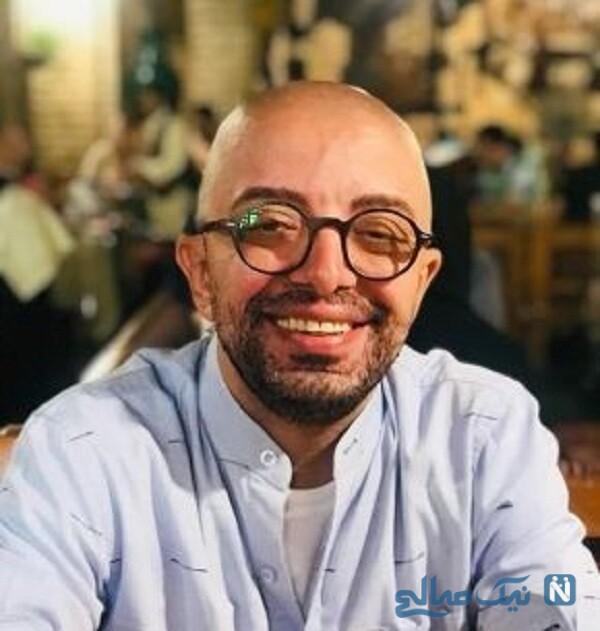 فرزین محدث بازیگر ایرانی