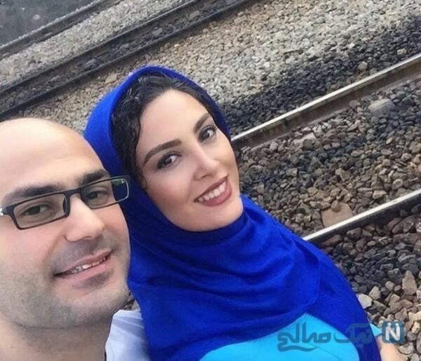 حدیثه تهرانی و کیان مقدم