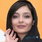 تبریک تولد ویژه ساره بیات بازیگر سریال گیسو به خواهرش سروین
