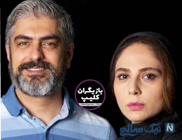 تصاویری از زوج های بازیگر ایرانی