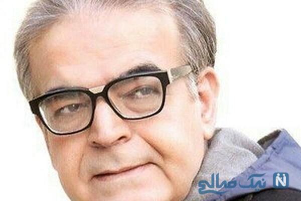 سوتی عجیب حمید لولایی در دیدار با نعیمه نظام دوست