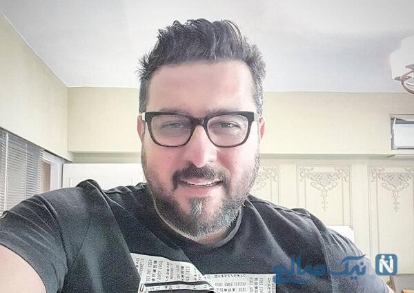 شباهت جالب محسن کیایی بازیگر هم گناه به پدرش