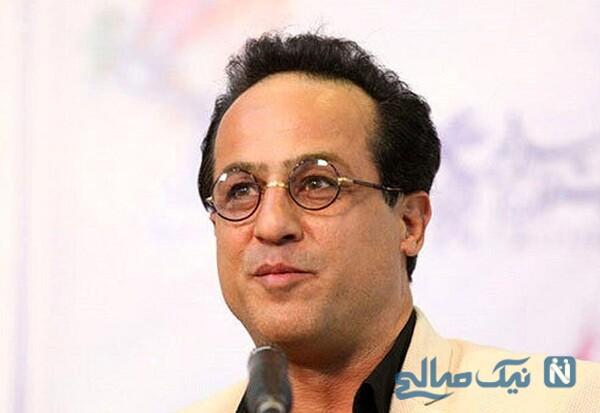 رامین راستاد هنرپیشه معروف ایرانی