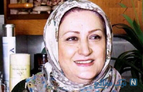 سبد گل خاص و زیبای مریم امیر جلالی بازیگر معروف