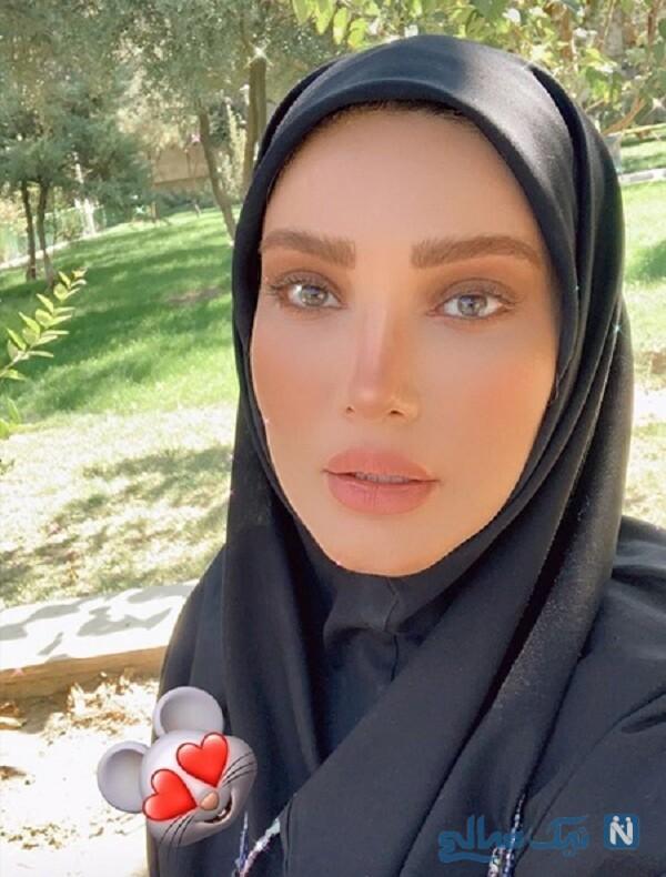چهره جدید متین ستوده بازیگر