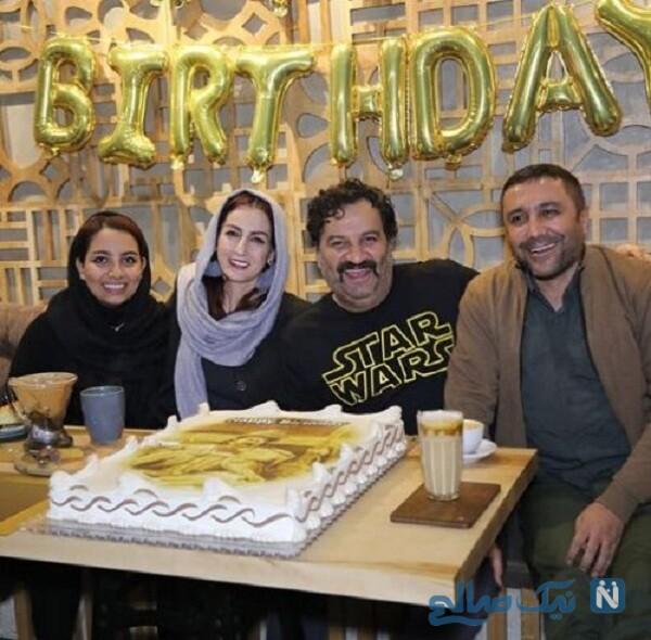 جشن تولد مهراب قاسم خانی