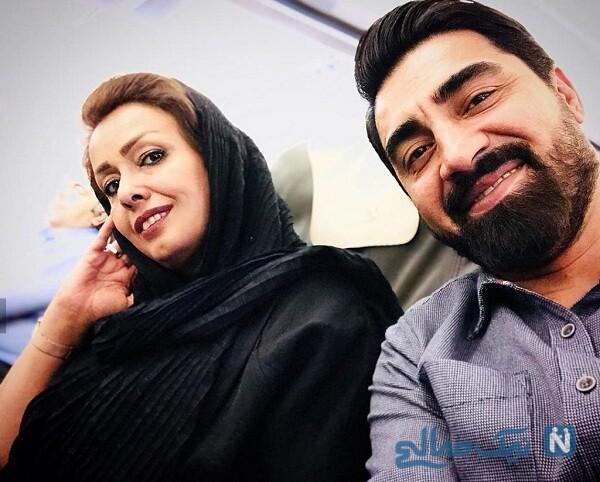 عکس محمدرضا علیمردانی و همسرش