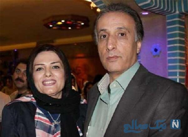 همسر محمدرضا حیاتی