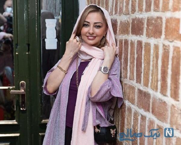 تصویری از نفیسه روشن بازیگر ایرانی