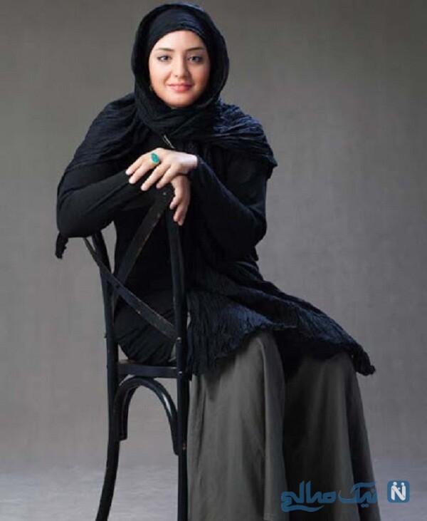 لاغری نرگس محمدی در تصاویر قدیمی اش
