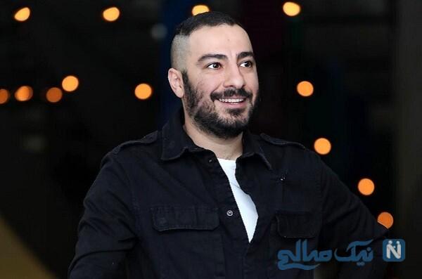 تیپ های عجیب و غریب نوید محمدزاده که سوژه رسانه ها شده