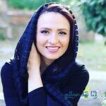 تصاویر جالبی که گلاره عباسی از خواهرزاده بامزه اش منتشر کرد