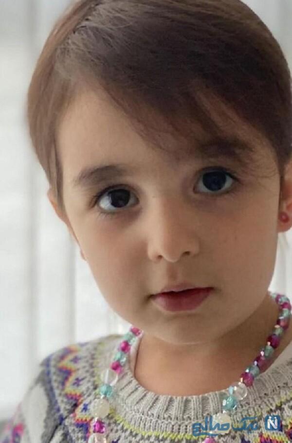 خواهرزاده بازیگر معروف