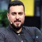 استایل پاییزی محسن کیایی بازیگر هم گناه در کنار دختر بامزه اش رز