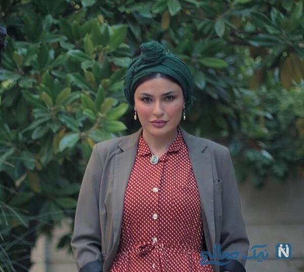 عکس جدید شیوا طاهری بازیگر