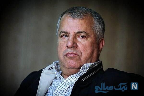 ورزش علی پروین به همراه همسر و دخترش در قرنطینه خانگی
