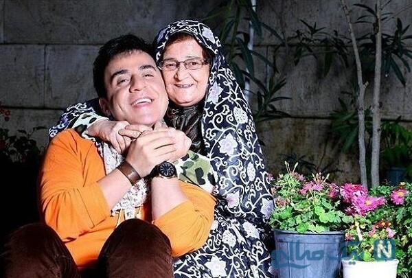 عمو پورنگ و مادرش