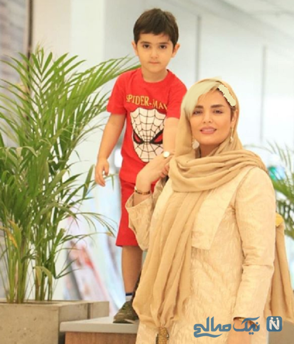عکسهای پسر سپیده خداوردی بازیگر