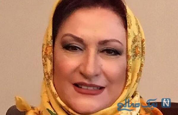تیکه مریم امیرجلالی به جراحی های زیبایی افسانه بایگان