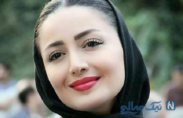 شعر خوانی جالب شیلا خداداد بازیگر زیباروی سینمای ایران هنگام رانندگی