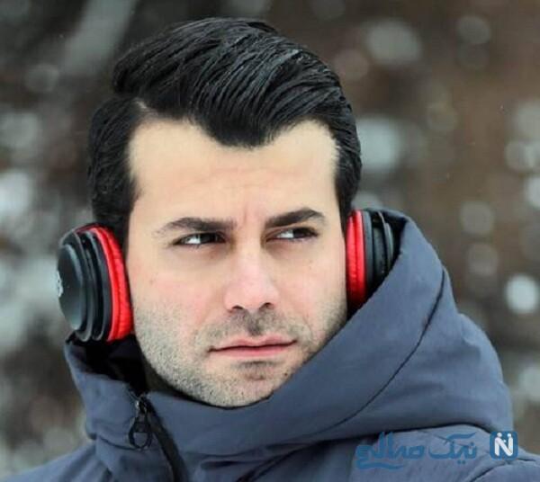 موزیک ویدیو روزبه حصاری خواننده