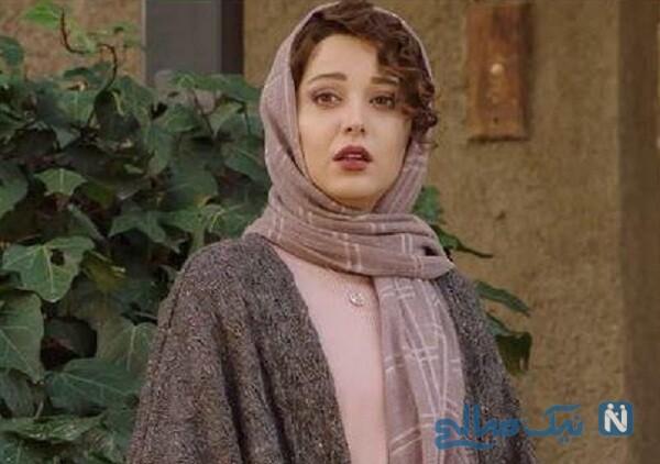 تصویری از روشنک گرامی بازیگر سریال هم گناه