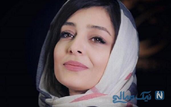 پست یلدایی ساره بیات بازیگر سریال دل به مناسبت روز پرستار