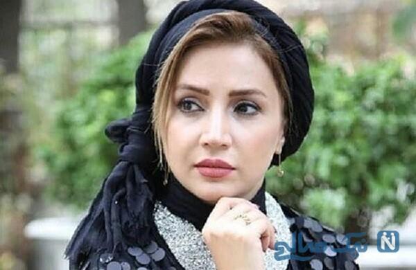 تبریک جالب شبنم قلی خانی بازیگر مریم مقدس برای تولد حضرت مسیح (ع)