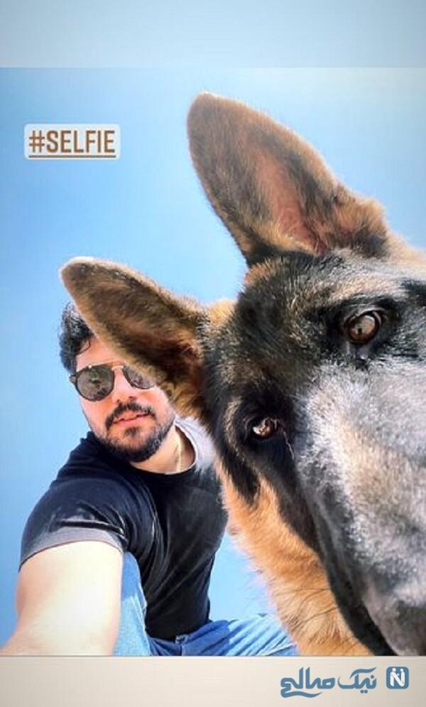 سگ سینا مهراد