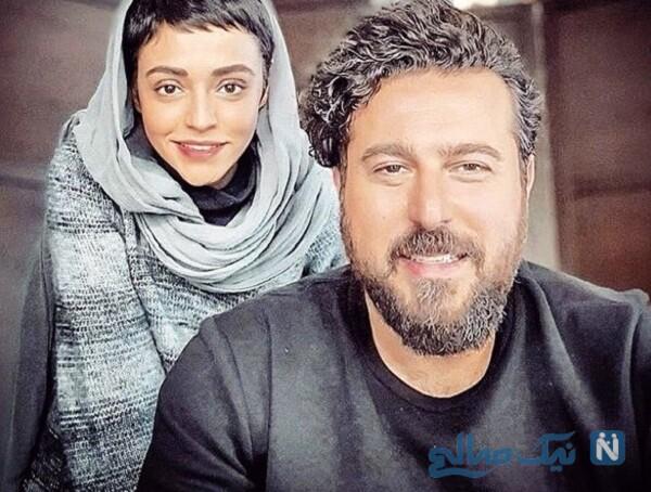 سوگل خلیق و محسن کیایی بازیگران هم گناه