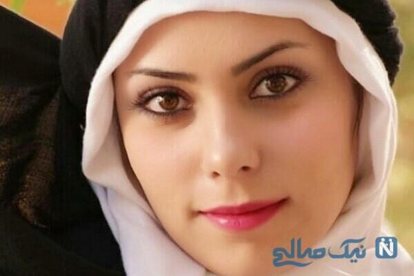 بدلکاری های خفن مژگان صادقی دختر جوان ایرانی