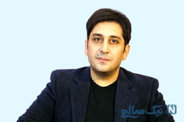 تبریک ویژه وحید شیخ زاده برای تولد برادرش سعید مجری مشهور