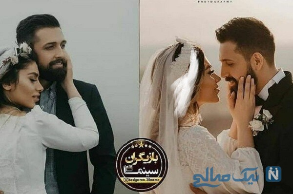 جالب ترین عکس عروسی بازیگران ایرانی